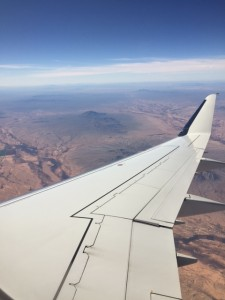 Arizona from the air